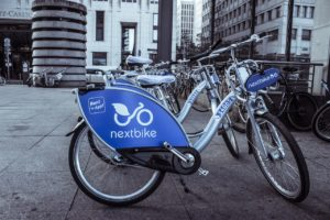 Public Bike Sharing System, IoT Mobility Solutions, Bikesharing
